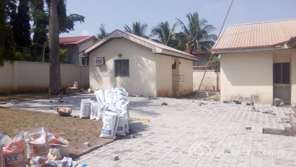 Well Refurbished 6 Bedroom Fully Detached Serviced Duplex with 2 Wings of 2 Bedroom Chalet N a Bq, Maitama District, Abuja, Detached Duplex for Rent