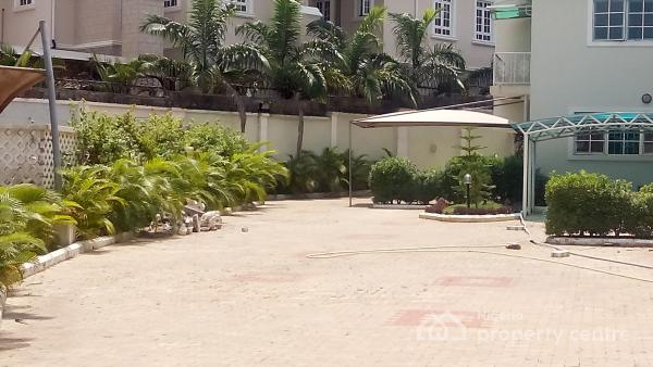Luxury N Tastefully Serviced 4 Units of Vacant 4 Bedroom Duplex with Bq Each, Pool, Garden, Maitama District, Abuja, Detached Duplex for Rent
