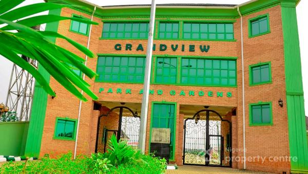 Grandview Park and Gardens (phase 1 Extension), Sokoto Road, 10 Minutes' Drive From Winners Chapel, Canaan Land, Ado-odo/ota, Ogun, Land for Sale