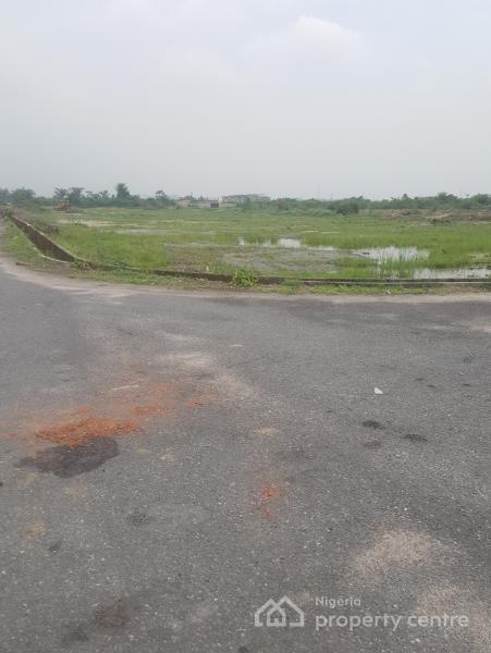 Massive Estate Plots of Dry Land with C of O, Abijo Gra, Sangotedo, Ajah, Lagos, Residential Land for Sale