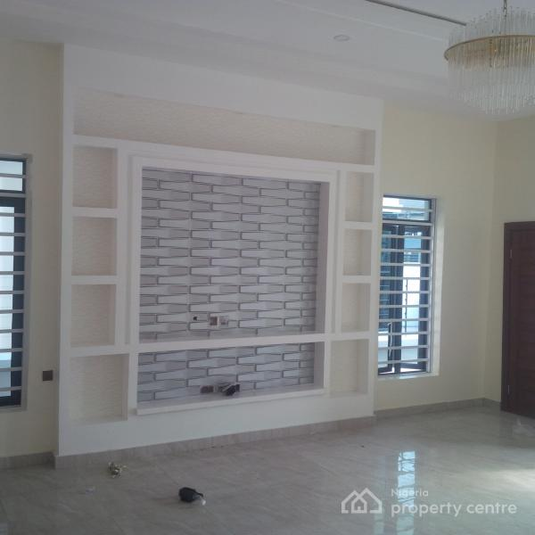 Luxury New and Exquisitely Built 5bedroom Detached Duplex Superbly Finished with Bq, Osapa, Lekki, Lagos, Detached Duplex for Sale