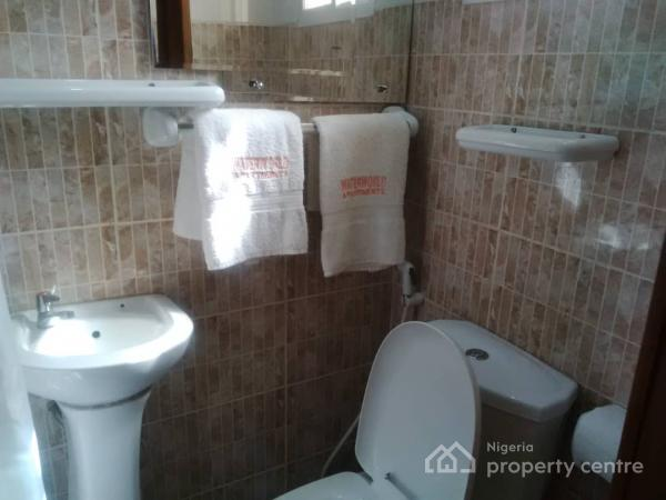 One (1) Bedroom En-suit and Fully Furnished and Serviced Apartment @23k for Short-let at Oluyole Axis, Ibadan, Challege Axis, Challenge, Ibadan, Oyo, Mini Flat Short Let