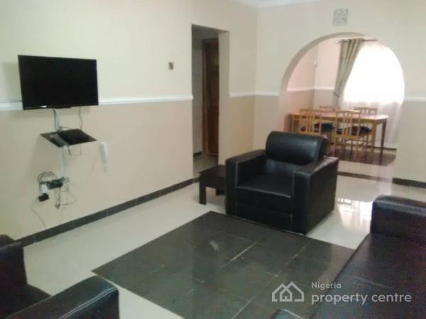 Three (3) Bedroom Fully Furnished and Serviced Apartment @45k for Short-let at Challenge Axis, Ibadan, Challenge Axis, Challenge, Ibadan, Oyo, Flat Short Let