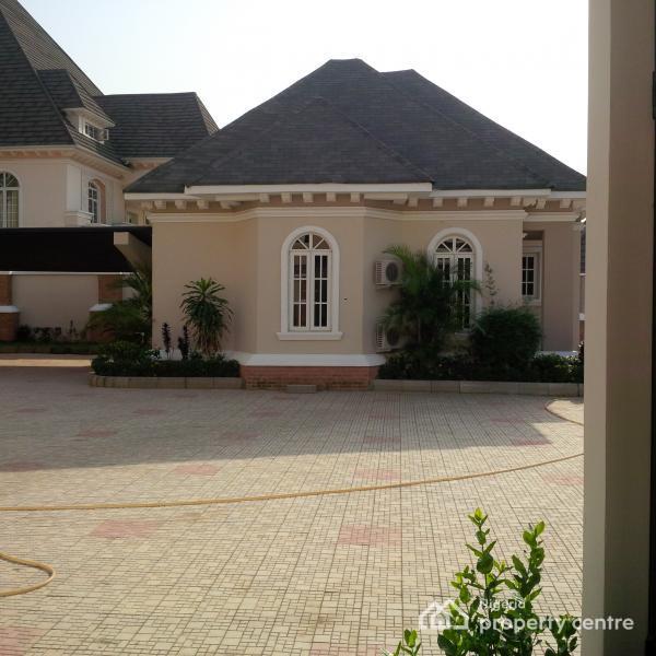Brand New Lavishly Ambassadorial 7 Bedroom Serviced Mansion, 2 Bedroom Bq, 2 Bedroom Chalet, Pool, Garden, Pent House, Maitama District, Abuja, House for Rent