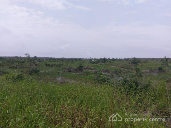 5.83 Acres of Land for Sale in Abijo G.r.a, Abijo G.r.a, Lagoon Park Estate, Abijo, Lekki, Lagos, Residential Land for Sale