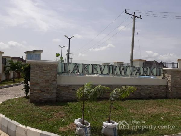 Plot of Land for Sale with Good Title in Lake View Estate, Lake View Estate, Lafiaji, Lekki, Lagos, Residential Land for Sale
