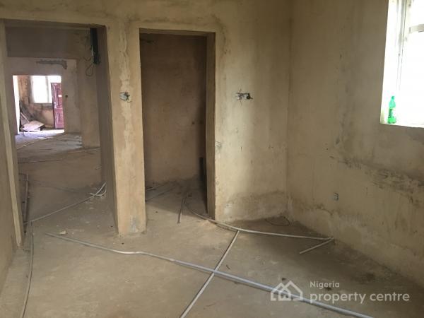 Four(4) Bedroom Semi-detached House (shell), Diamond Estate Phase 1, Shoprite Road, Sangotedo, Ajah, Lagos, Semi-detached Duplex for Sale