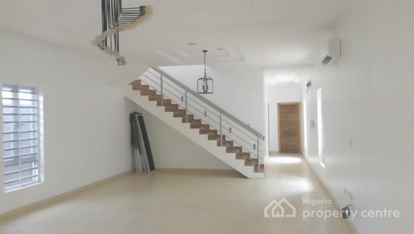 Elegant Luxury 5 Bedroom Fully Detached Duplex with a B/q, Osapa, Lekki, Lagos, Detached Duplex for Sale