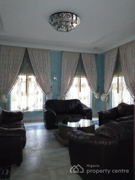 5 Bedrooms Plus Bq, Wuse 2, Abuja, Detached Duplex for Rent