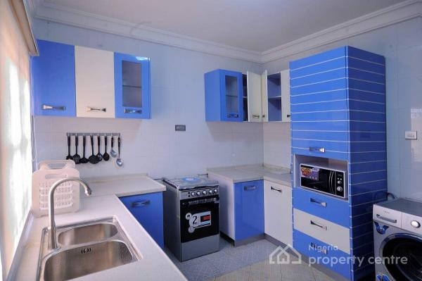 Beautiful Luxury Terraced Flat, Cedar Road, Osborne, Ikoyi, Lagos, Flat Short Let