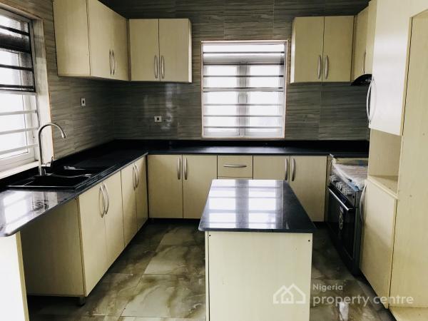 Lovely New Five Bedroom Detached House with Bq, Ikota Villa Estate, Lekki, Lagos, Detached Duplex for Sale