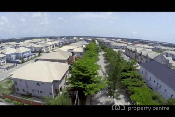 800sqm Corner Piece Land, Carlton Gate Estate, Chevron Drive, Lekki, Lagos, Residential Land for Sale