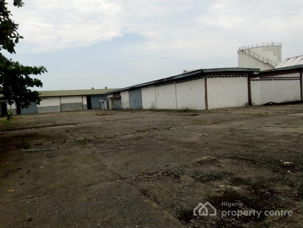 15,645sqm Warehouse, Creek Road, Gra, Apapa, Lagos, Warehouse for Sale