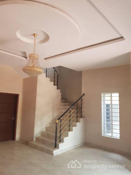 4 Bedroom Semi Detached, Southern View Estate, Lekki Expressway, Lekki, Lagos, Semi-detached Duplex for Sale