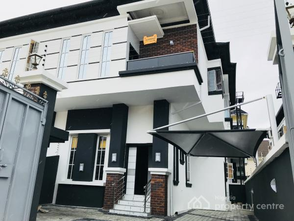 Newly Built Fully Detached House with Bq, Oral Estate, Lekki, Lagos, Detached Duplex for Sale