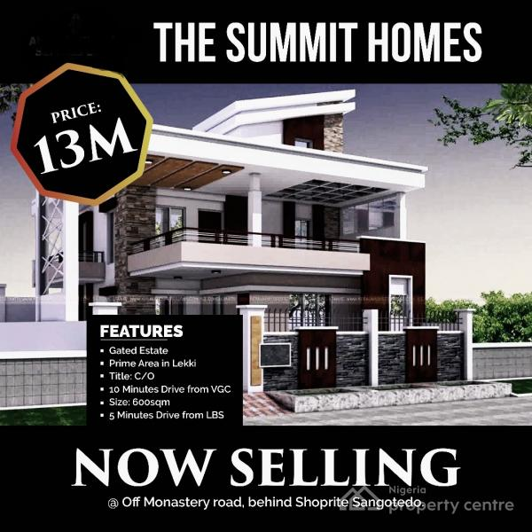 For Sale: Summit Homes Estate , Off Monastery Road, Behind