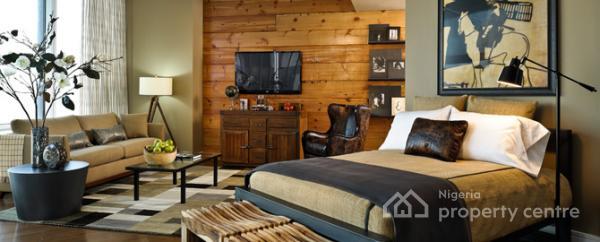 Luxury 3 Bedroom Apartment with Bq, Aso Villa, Asokoro District, Abuja, Mini Flat Short Let