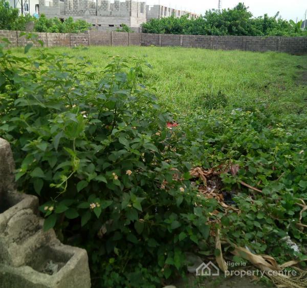 Dry 3 Plots of Land, Idi - Iroko, Off Mobil Road, Lekki Phase 2, Lekki, Lagos, Residential Land for Sale
