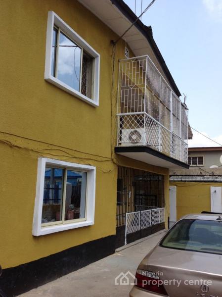 Block of 4flats(2nos of 3bedroom+2nos of 2bedroom), Aguda Surulere Lagos, Aguda, Surulere, Lagos, Block of Flats for Sale