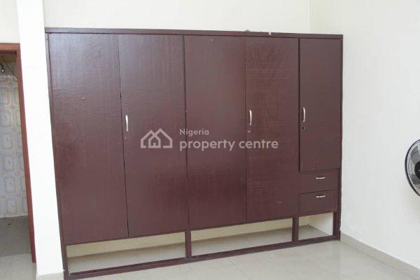 Bedroom in a Three Bed Flat (c)- Available Daily, 53 Agungi Ajiran Road, Agungi, Lekki, Lagos, Flat / Apartment Short Let