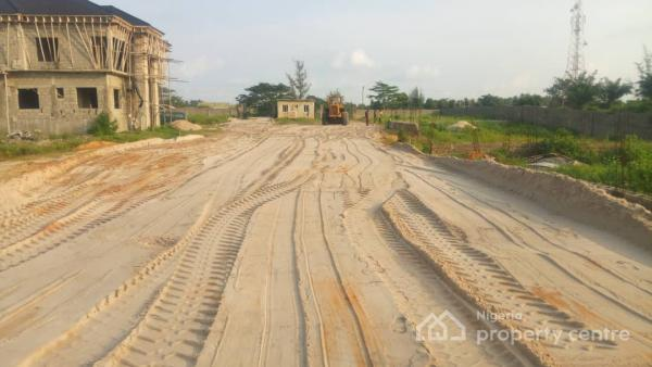 Land for Sale in Ibeju Lekki, Beside The Free Trade Zone (beachfront Courts), Beside Lekki Free Trade Zone, Ibeju Lekki, Lagos, Residential Land for Sale