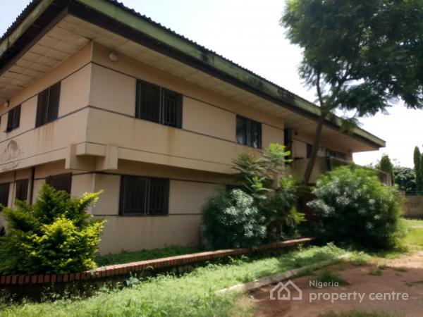 8 Bedroom Duplex for Rent, #4 Joseph Gomwalk Road, Polo Roundabout, Jos North, Plateau, Detached Duplex for Rent