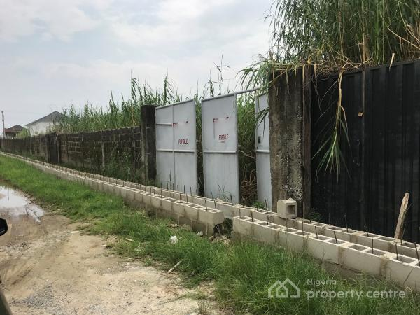 Lovely 690sqm of Land, Palm City Estate, Ajah, Lagos, Residential Land for Sale