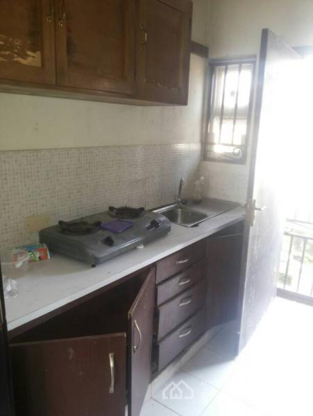 Semi New 2 Bedroom Bungalow, Abraham Adesanya Estate, Ajah, Lagos, Terraced Bungalow for Sale