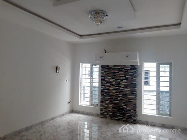 Tasteful 4 Bedroom Semi-detached Duplex, Chevy View Estate, Lekki, Lagos, Semi-detached Duplex for Sale
