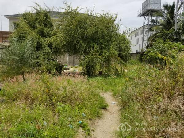 2500 Square Meters Land, Asokoro District, Abuja, Residential Land for Sale
