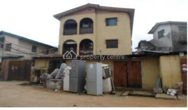 6 No 2 Bedroom Flats on 3 Floors, Off Nathaniel Street, Off Ojuelegba Road, Ojuelegba, Surulere, Lagos, Block of Flats for Sale