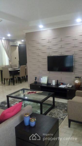 Four Bedroom Terraced Flats, Off Castle and Temple Road, Lekki Phase 1, Lekki, Lagos, Flat Short Let