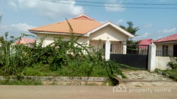 Nice 2 Bedroom Detached Bungalow, 2nd Drive, Prince and Princess Estate, Olympia Estate, Kaura, Abuja, Detached Bungalow for Sale