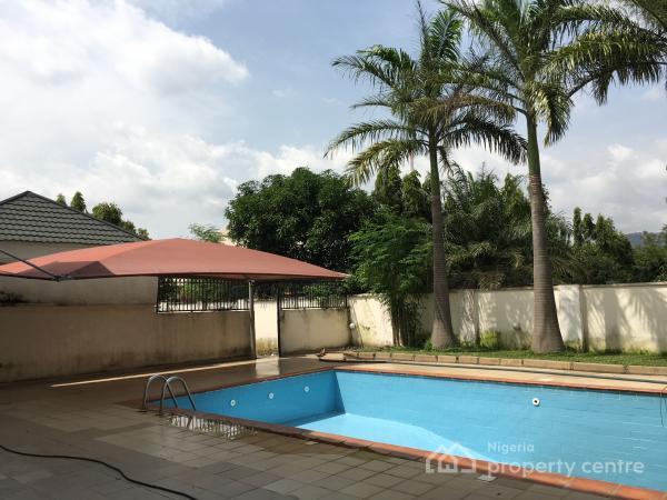 High-brow Villa with Superb Facilities, Aso Drive, Maitama District, Abuja, House for Sale
