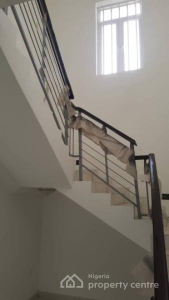 Brand New 4 Bedroom Terrace Duplex, U3 Estate, By Second Roundabout, Lekki Right, Lekki, Lagos, Terraced Duplex for Sale