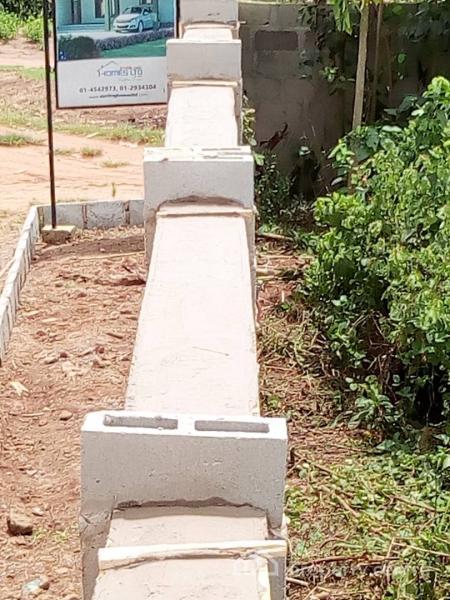 Get a Secured Land at an Habitable Place Today at Atan-ota, Atan Ota, Ado-odo/ota, Ogun, Residential Land for Sale