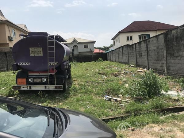 Lovely Fenced Land, Budo Estate, Ajah, Lagos, Residential Land for Sale