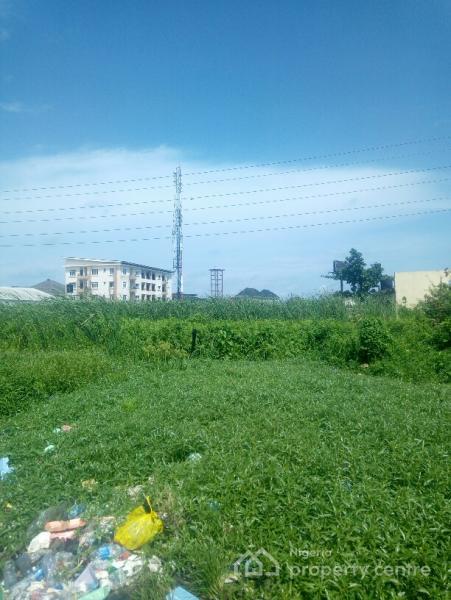 4 Plots of Land Facing The Expressway, Osapa, Lekki, Lagos, Commercial Land for Rent
