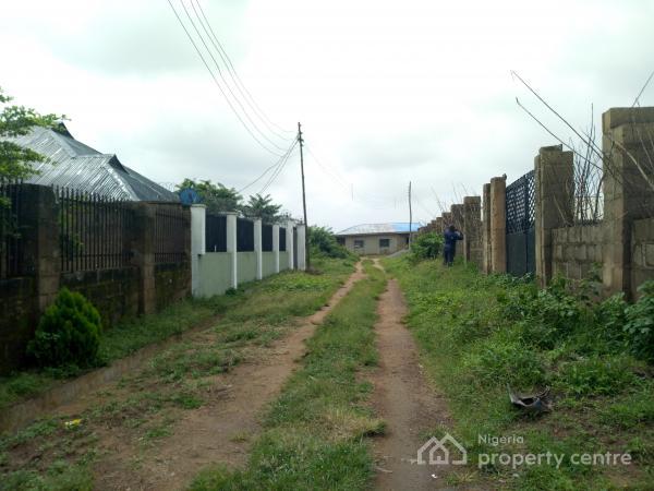 Standard Land Measuring 550sqm, Jankata Area, Akala Express, Oluyole Extension, Ibadan, Oyo, Residential Land for Sale