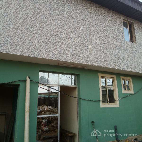Room Self, Obayan Street, Akoka, Yaba, Lagos, Self Contained (single Rooms) for Rent