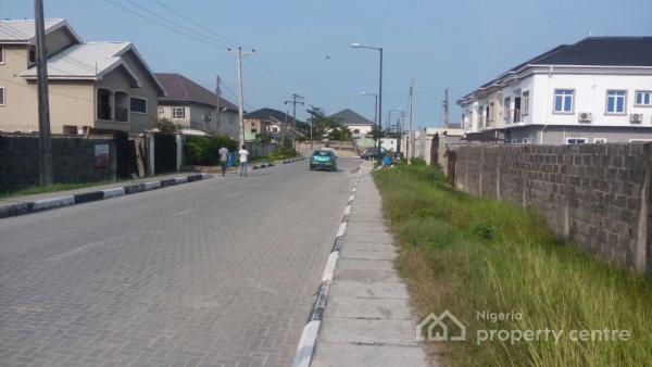 700 Sqm Land for Sale in Atlantic View Estate, Along Alpha Beach Road, Chevron Area of Lekki, Atlantic View Estate, Along Alpha Beach Road, Opposite, Chevy View Estate, Lekki, Lagos, Land for Sale