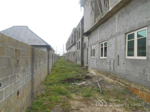 Warehouse Space Sitting on 4 Plots of Land, Eputu, Ibeju Lekki, Lagos, Warehouse for Sale