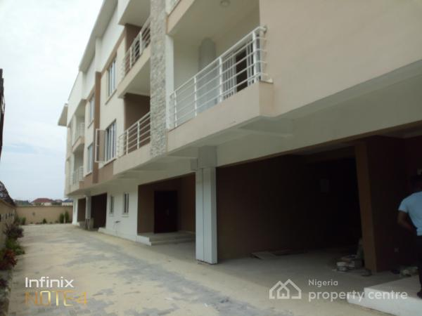 a Newly Built and Tastefully Finished Self Con with Kitchen in an Estate, Towards Chevron, Lekki Expressway, Lekki, Lagos, Self Contained (single Room) for Rent