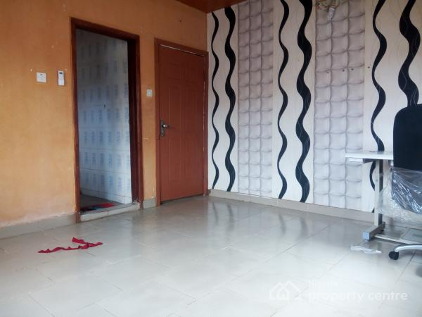 Executive Self-contained Studio Flat, Opposite Pelican Hotel, New Road Bus Stop, Alfa Beach, Chevy View Estate, Lekki, Lagos, Self Contained (single Room) for Rent
