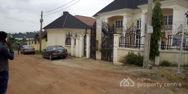 3 Bedroom Duplex, Behind News Engineering, Dawaki, Gwarinpa, Abuja, Semi-detached Duplex for Sale