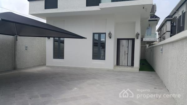 Brand New Luxury 5-bedroom Fully Detached House with Bq, Chevy View Estate, Lekki, Lagos, Detached Duplex for Sale