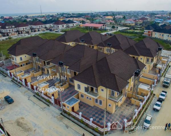 Gorgeous Home 4bedroom Semi Detached Duplex House for Sale Jakande Lekki, Ologolo, Lekki, Lagos, Semi-detached Duplex for Sale