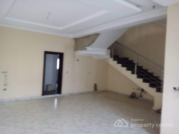 Practical 4 Bedroom in an Estate, Behind Cedar Crest Hospital, Apo, Abuja, Terraced Duplex for Sale