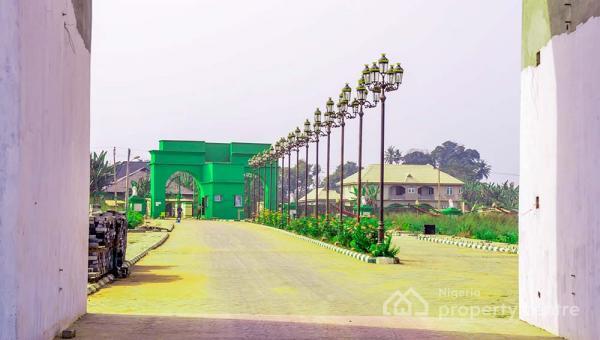 City of David(treasure Park & Garden, Phase 2), Lagos - Ibadan Expressway Behind Rccg Camp, Simawa, Ogun, Land for Sale