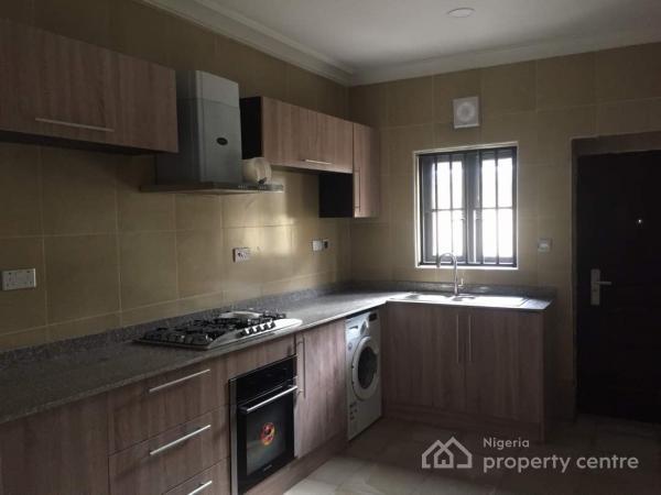 4 Bedroom Terrace with One Room Bq, Chevron Drive Way, Chevy View Estate, Lekki, Lagos, Terraced Duplex for Rent